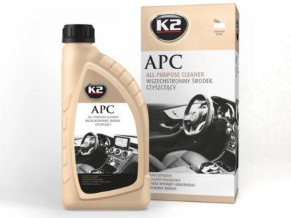 Wszechstronny środek K2 APC ALL PURPOSE CLEANER koncentrat 1L G130