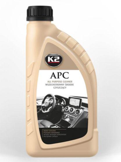 APC firmy K2 ALL PURPOSE CLEANER koncentrat 1L G130