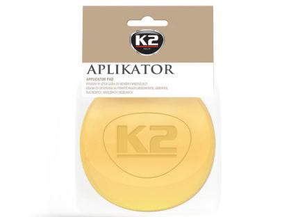 K2 APLIKATOR L710 gąbka do wosków i nabłyszczaczy