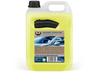 K2 NANO SPRYSK K525 letni płyn do spryskiwaczy 5L o zapachu cytryny