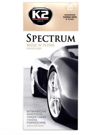K2 SPECTRUM G020 syntetyczny wosk w płynie Quick Detailer 700ml