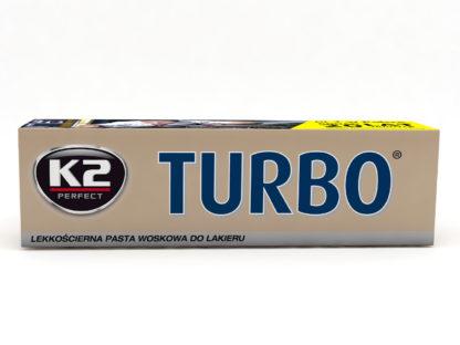 K2 TURBO 120G Lekkościerna pasta woskowa k001