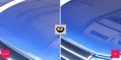 Rysyna naprawa K2 ULTRA CUT pasta do usuwania rys k002