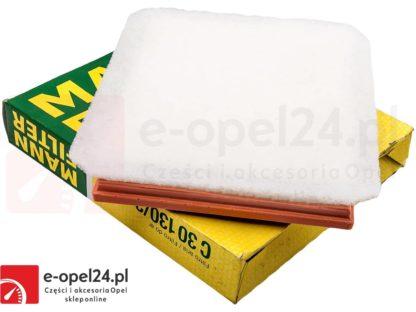 Filtr powietrza firmy mann filter Opel Astra G H / Zafira A 1.3 1.7 2.0 2.2 - 5834279 / 93192882