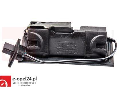Oryginalna klamka przycisk mikrostyk klapy bagażnika Opel Astra H hatchback cabrio - 6240399 / 13223920