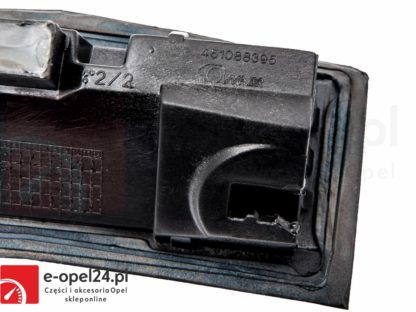 OE mikrostyk klapy bagażnika Opel Astra H hatchback cabrio - 6240399 / 13223920