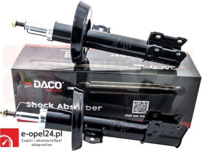 Amortyzatory przód DACO Opel Astra G - 453607 / 453608