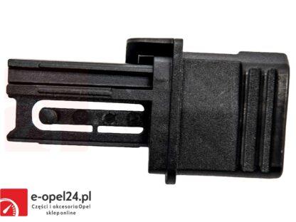 Ślizg prowadnica prawa Czarna rolety bagażnika Opel insignia A - 2345567 / 13431179