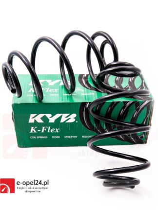 Sprężyny zawieszenia tył Kayaba KYB - RX6645 Opel Astra H Kombi Van Dostawczy