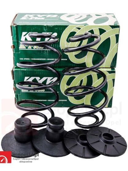 Komplet sprężyny zawieszenia tył Kayaba KYB - RX6645 Opel Astra G Kombi Van Dostawczy