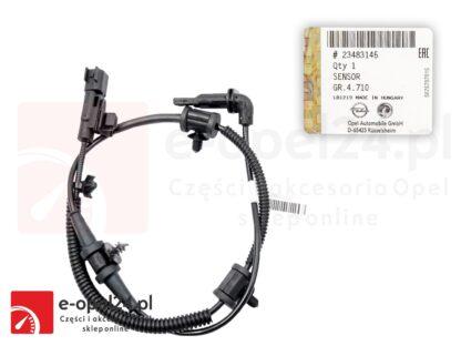 Oryginalny czujnik ABS Opel Insignia A - 62 38 228 / 23483145