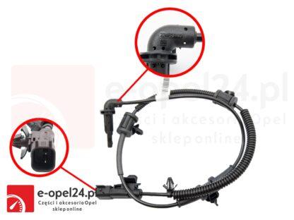 Oryginalny czujnik ABS - 62 38 228 / 23483145
