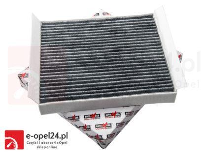 Filtr kabinowy z węglem aktywnym Opel Meriva A 1.3 / 1.4 / 1.6 / 1.7 / 1.8- 1808527 /13271407