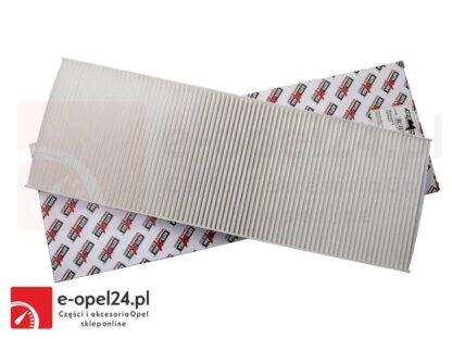 Filtr przeciwpyłowy nawiewu Opel Vectra B 1.6 / 1.7 / 1.8 / 2.0 / 2.2 / 2.5 / 2.6 1808607 / 90512779
