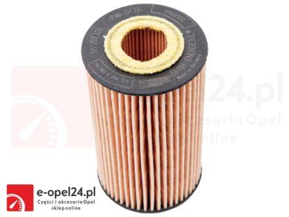 Oryginalny filtr oleju firmy Hengst - 650172 / 55594651