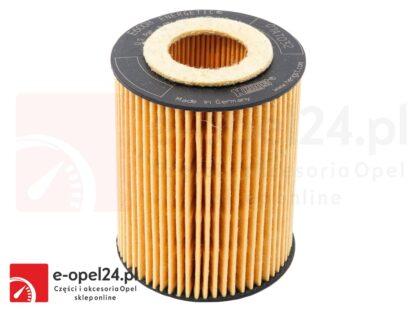 Wkład filtra oleju Opel Astra G II H III / Agila A / Corsa B C D / Meriva A / Tigra A - 1.0 / 1.2 / 1.4 - 650307 / 9192425