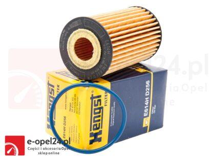 Filtr Oleju opel Astra J K / Zafira C/ Insignia A 1.6 / Cascada - 650173 / 55594652