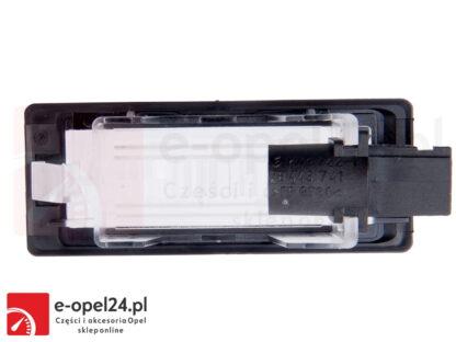 podświetlenie tablicy żarówka lampka opel vectra c kombi 6223510 / 93180083