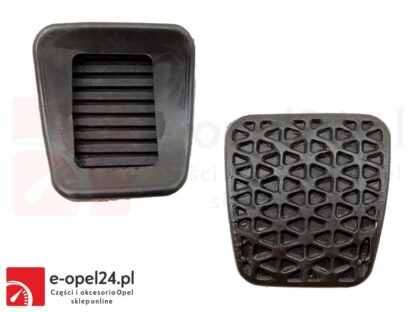 Nakładka na pedał sprzęgła / hamulca Opel Astra G H / Zafira A B - 560775 / 90498309