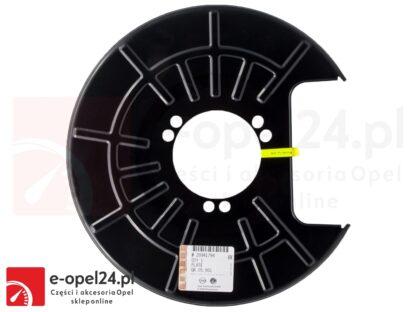 Osłona tarczy hamulcowej prawy tył Opel Insignia A- 546034 / 20941794