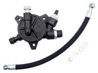 Zestaw pompa podciśnienia / vacum i wąż zasilający Opel Astra G II H III / Corsa C / Meriva A-1.7 -1206570 / 97287771