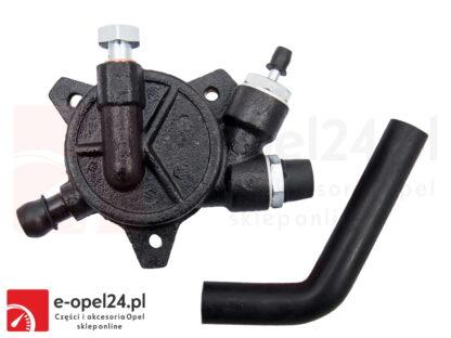Zestaw pompa podciśnienia / vacum i wąż zwrotny oleju Opel Astra G II H III / Corsa C / Meriva A-1.7 -1206570 / 97287771