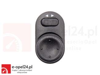 Przycisk regulacji lusterek Opel Astra G / Zafira A / Vectra B / Agila A - 62 40 487 / 9226863