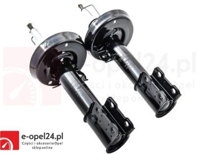 Przednie amortyzatory lewy oraz prawy Daco Opel Astra G - 453607 / 453608