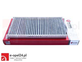 Filtr kabinowy z węglem aktywnym Opel Corsa C / Vectra C / Signum / Tigra B - 1808624 / 90535132