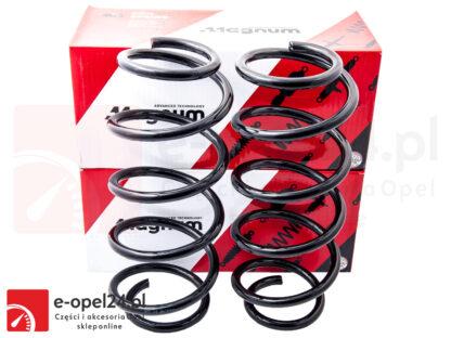 Sprężyn przednie magnum technology przód Opel Astra G silniki benzynowe 1.2 1.4 1.6 1.8 - 312833