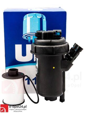 Obudowa filtra paliwa - UFI 55.116.00 - Opel Agila A B / Corsa C / Combo C / Meriva A - 1.3 cdti - 813046 / 93179236
