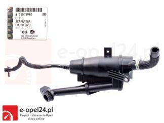 Odma oleju / separator do silników 2.0 Cdti Opel Astra J / Cascada / Insignia A /Zafira C - 0656088 /55575980