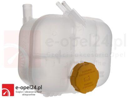 Zbiornik płynu chłodniczego z korkiem Opel Astra H III 1.2 / 1.4 / 1.6 / 1.8 / 2.0 / 1.3 CDTI / 1.7 CDTI / 1.9 CDTI - 1304241 / 93179469