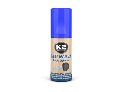 K2 GERWAZY odmrażacz do zamków 50ml - K656