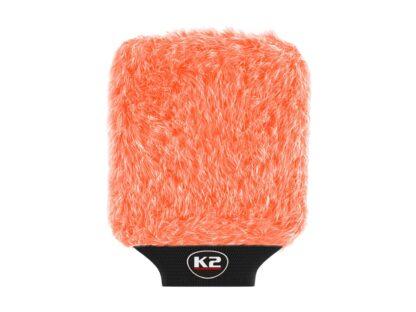 K2 WASH MITT - obustronna rękawica do mycia samochodu - M440