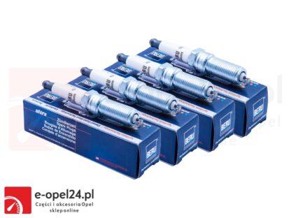 Komplet świec zapłonowych BERU Opel Adam / Astra J K / Cascada / Corsa E / Insignia A B/ Mokka X / Zafira C 1.0 / 1.2 / 1.4 / 1.5 / 1.6 - 1214128 / 55490097