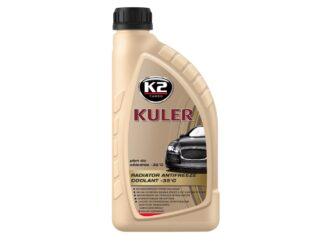Płyn do chłodnic K2 KULER LONG LIFE 1L - czerwony - T201C