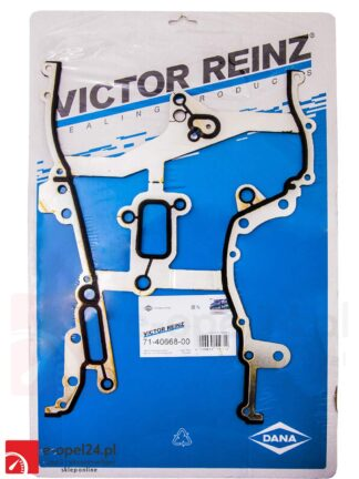 Uszczelka pokrywy łańcucha rozrządu Victor Reinz do Opel Adam / Astra J / Corsa D E / Meriva B / Mokka / Zafira C - 1.2 / 1.4 - 638130