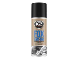 K2 FOX ANTI FOG 150 ML - preparat przeciw parowaniu szyb - K631