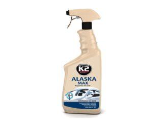 Odmrażacz do szyb K2 ALASKA MAX 0.7l - K607