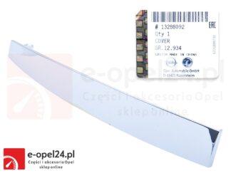 Oryginalna nakładka na klamkę zewnętrzną OPEL Astra J / Insignia A / Meriva B / Mokka X / Zafira C - 138504 / 13288092