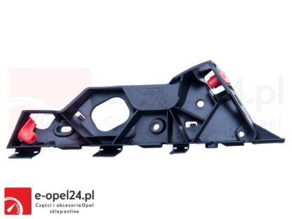 Ślizg zderzaka przedniego - lewy - Opel Corsa D - 1406207 / 13179960