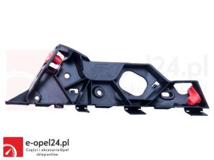 Ślizg zderzaka przedniego - prawy - Opel Corsa D -1406208/ 13179961