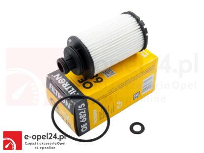 Wkład filtra oleju Opel Antara / Cascada / Insignia A B / Zafira C - 2.0 CDTI- 95528277