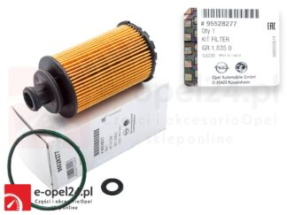 Oryginalny filtr oleju GM Opel Antara / Cascada / Insignia A B / Zafira C- 2.0 CDTI - 95528277