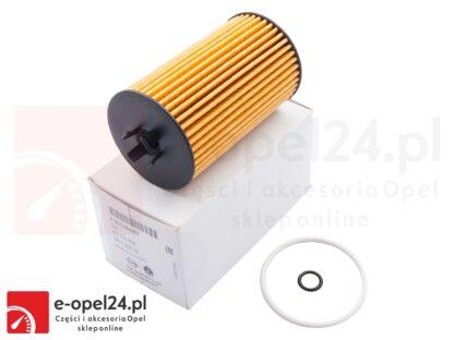 wkład filtra oleju opel 95526687