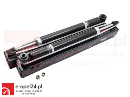 Komplet amortyzatorów osi tylnej Opel Corsa D - 436387 / 436388 / 93189035 /93189036