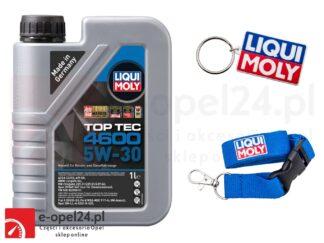 Olej Liqui Moly TopTec 4600 5W30 1L - Dexos2 + CZAPKA