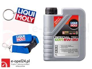 Olej syntetyczny Liqui Moly Special Tec DX1 5W-30 1L + gratis