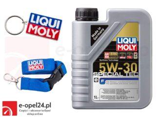 Olej syntetyczny Liqui Moly Special Tec 5W30 1L + gratis